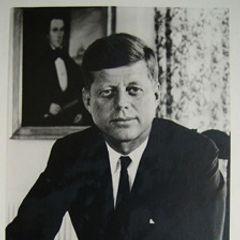 Kennedy Portrait