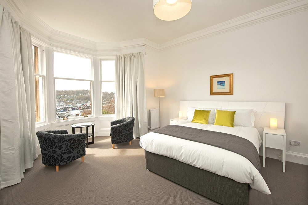 Harbour View double room