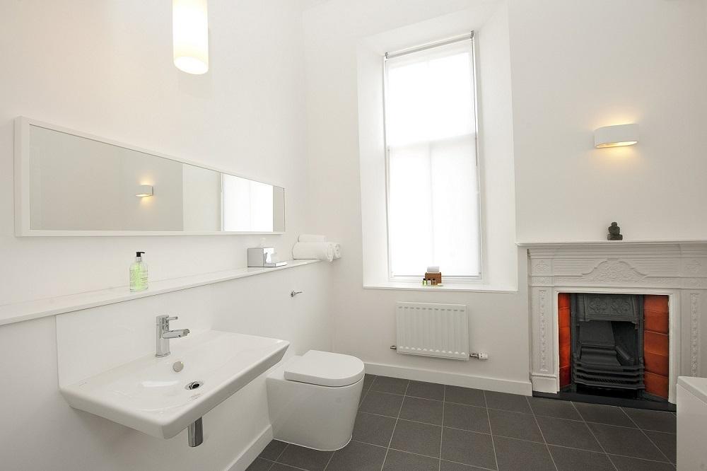 Large Double bathroom