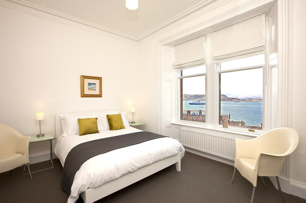 Standard Sea View double room