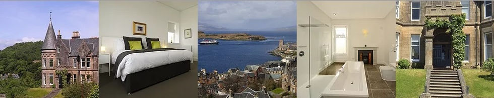 Greystones boutique bed and breakfast in Oban