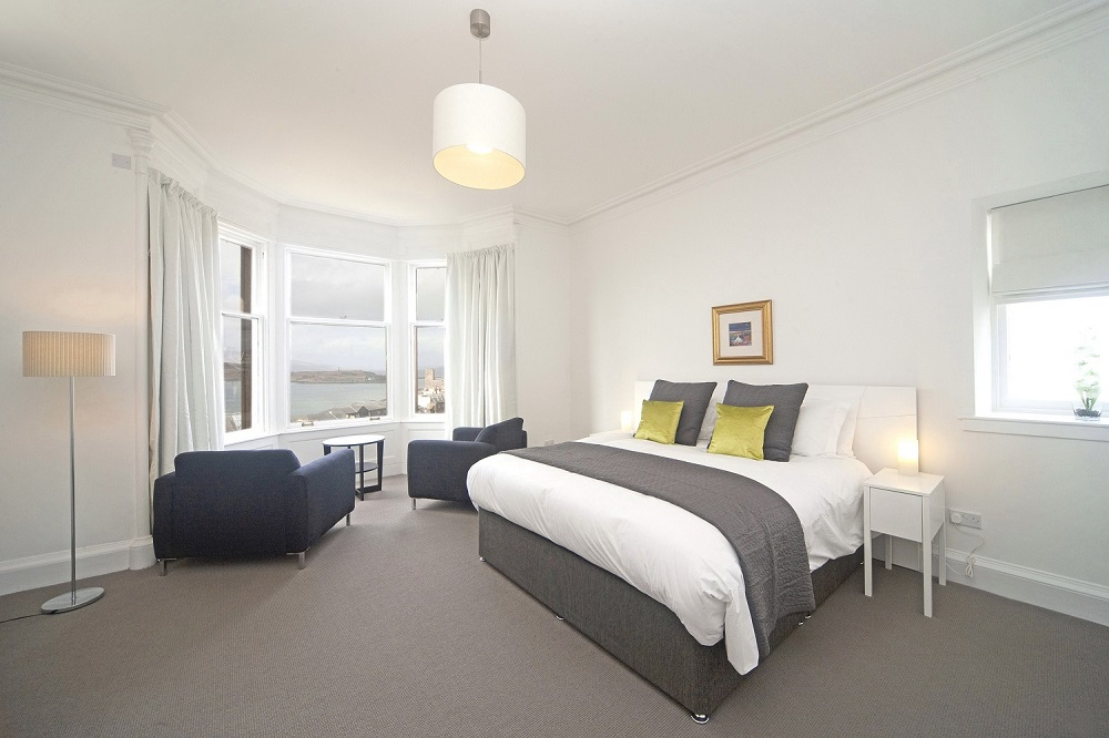 Large Sea View room