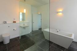 Large Sea View bathroom