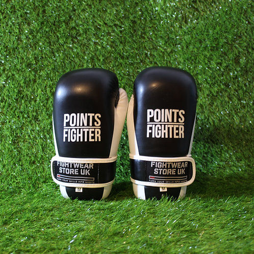 PF Evolution Points Gloves - Black/White