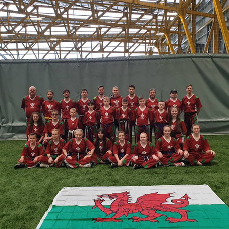 Team Wales Kickboxing Takes Home 8 Golds, 24 Silvers, 11 Bronze at the ICO World Championships