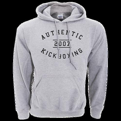 Authentic Kickboxing Hoodie