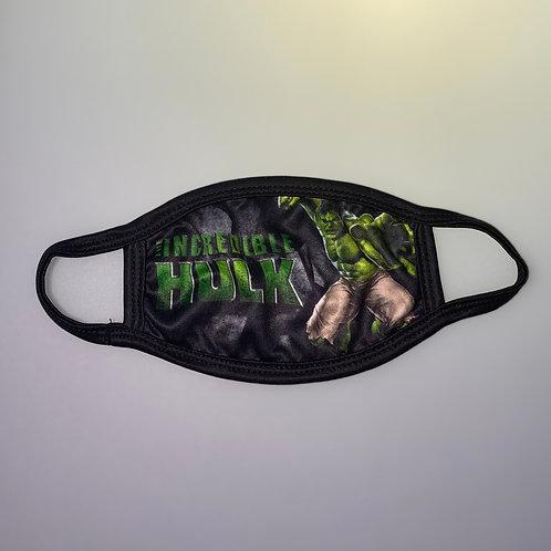 The Incredible Hulk Face Mask