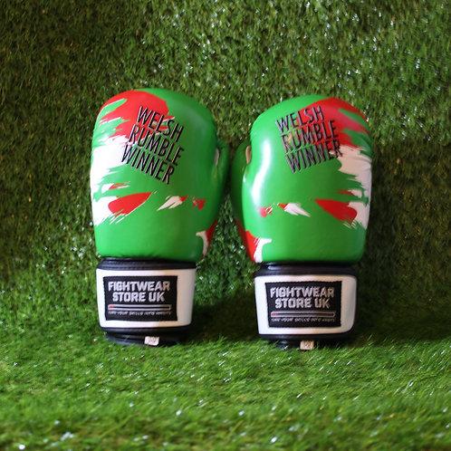 Welsh Rumble - 10oz Gloves