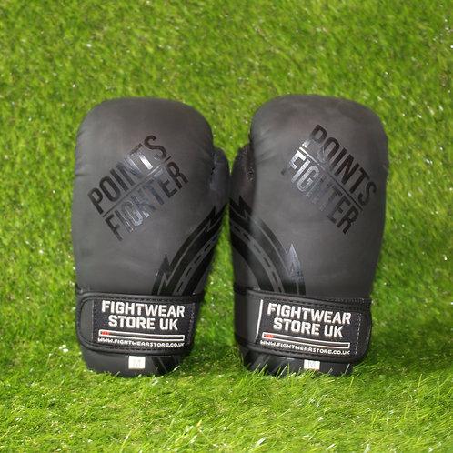 PRO X - Points Gloves (Matte Black)
