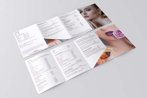Personal Image Branding & Price List