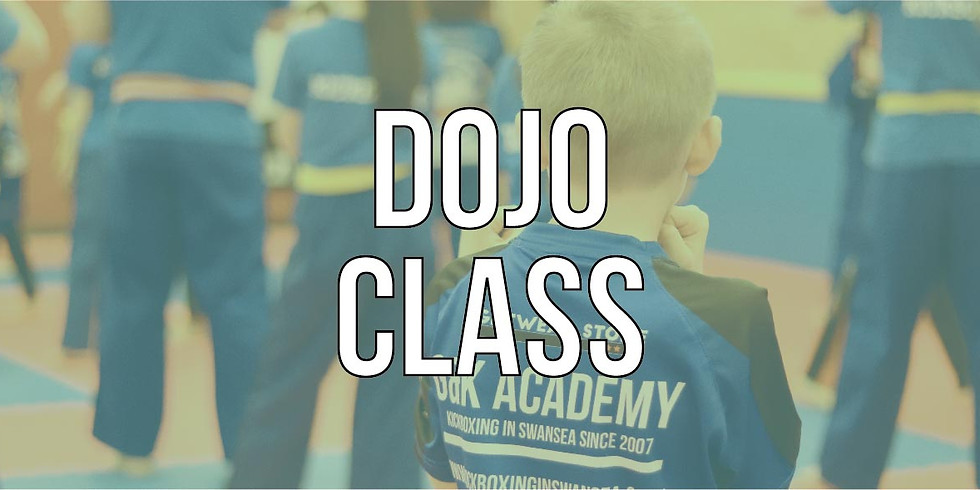 Ladies Only Dojo Class -19.00-19.45