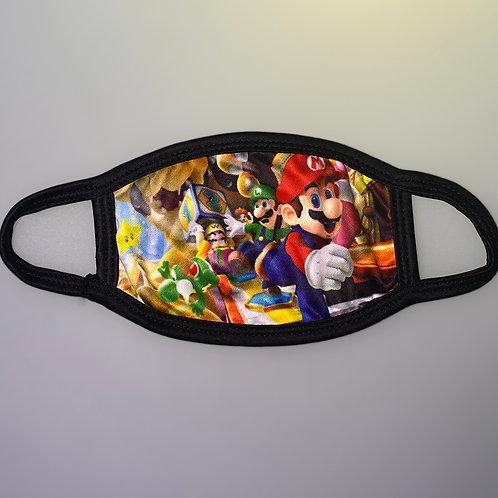 Mario Bros Face Mask!