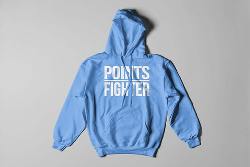 Blue Points Fighter Hoodie