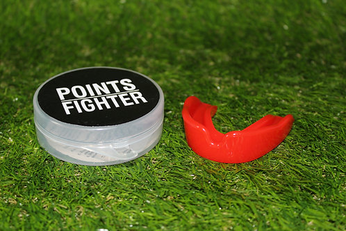 Red Points Fighter Gumshield
