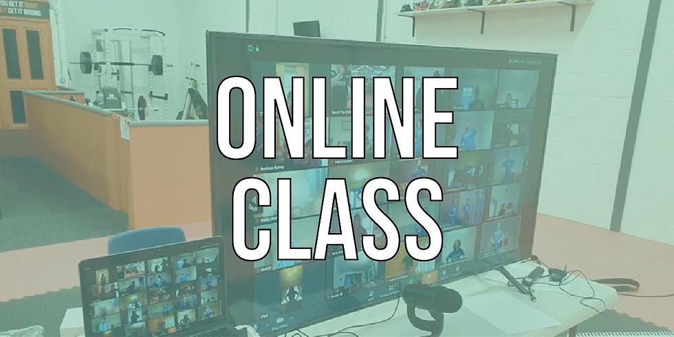 Lil' Dragons Online Class - 18.15-18.45