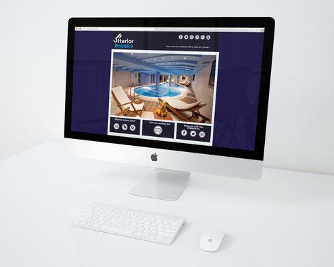 Ulterior Breaks Web Design