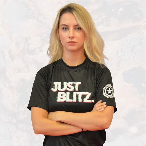 Just Blitz Sublimated Tee