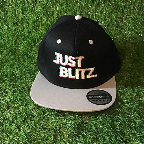 Just Blitz Snapback - Grey