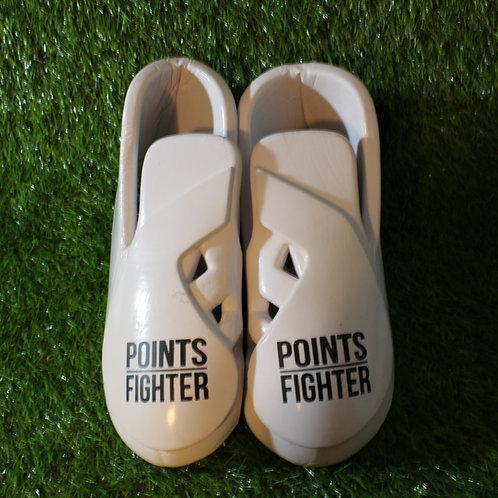 Dip Foam Kicks - White