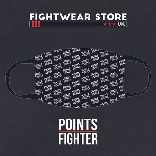 Points Fighter Face Mask