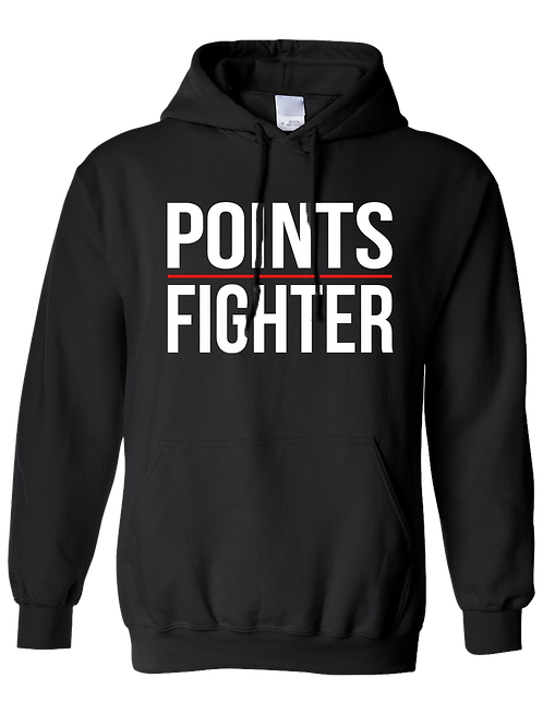 Points Fighter Hoodie