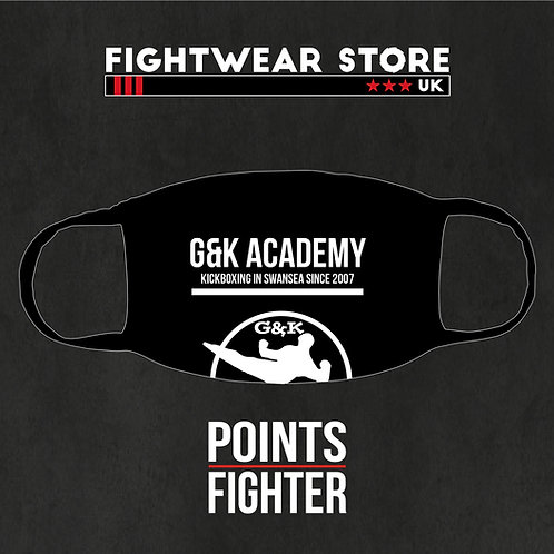 G&K Martial Arts Academy Face Masks