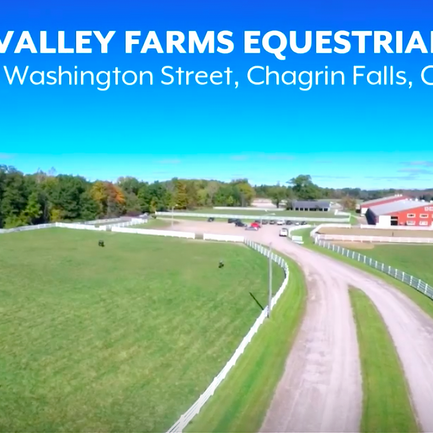 """Chagrin Valley Farms """"A"""" USEF Show"""