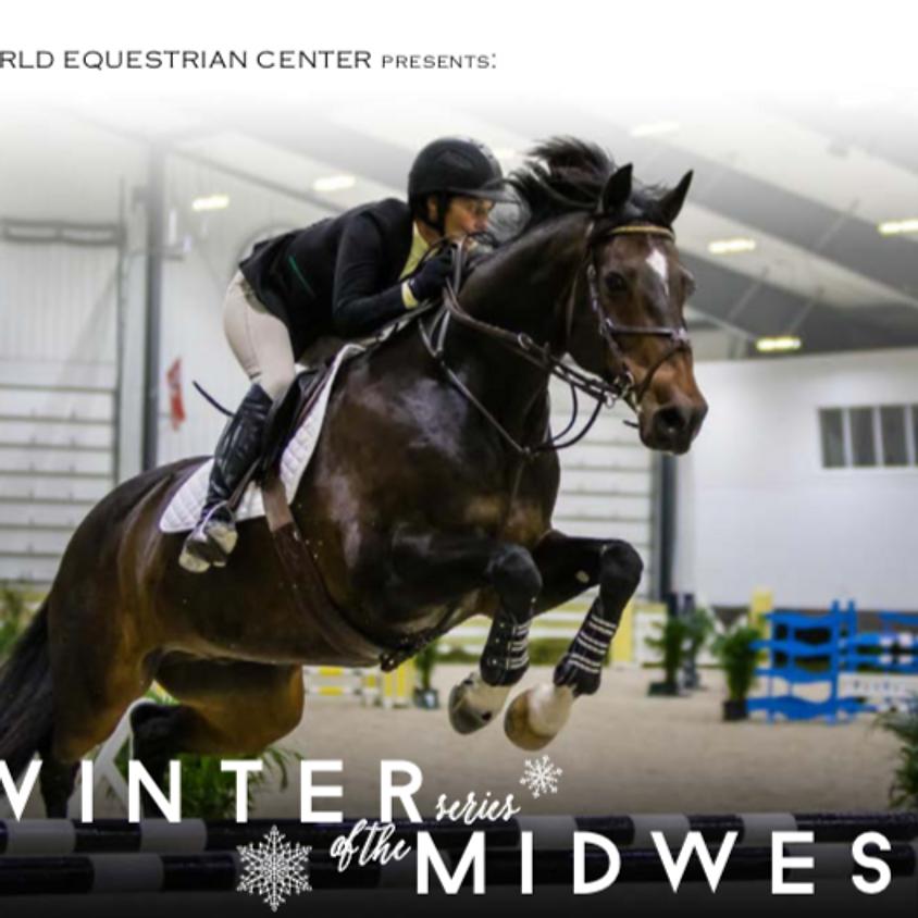World Equestrian Center Winter Classic #11, AA