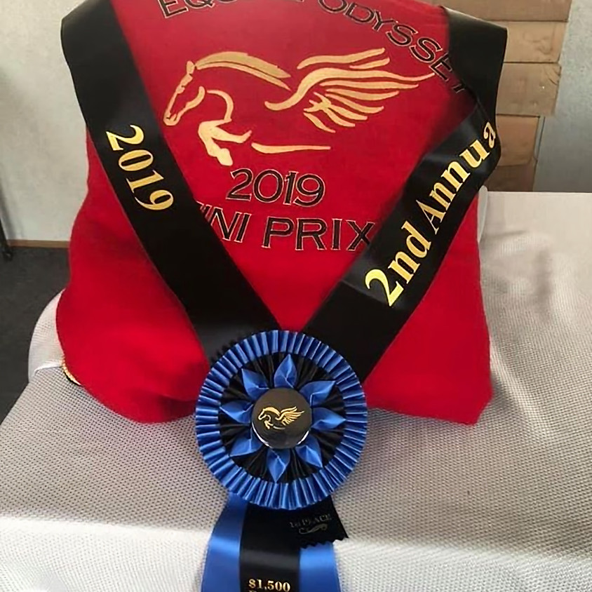 Equine Odyssey Mini Prix, 3rd Annual