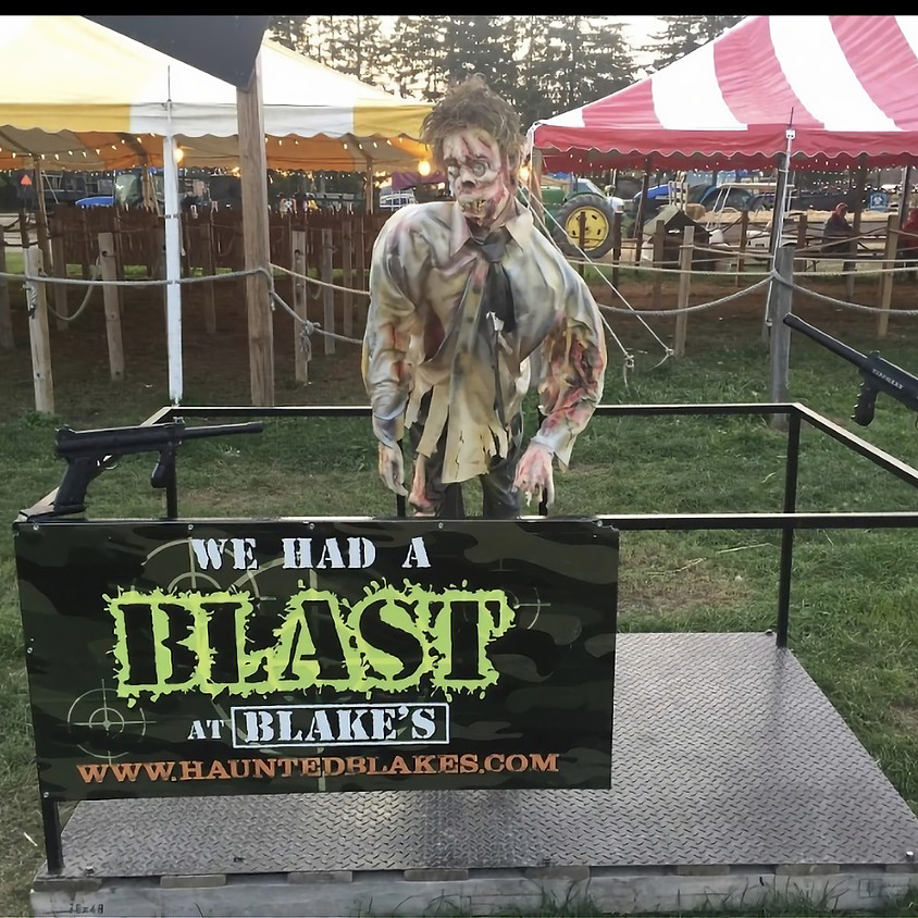 Blake's Haunted Halloween - Haunted Attractions and Cider Mill