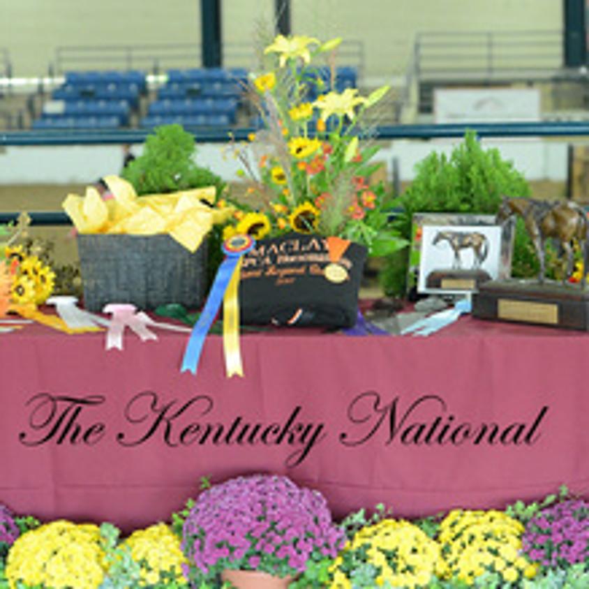 Kentucky National USEF AA Rated