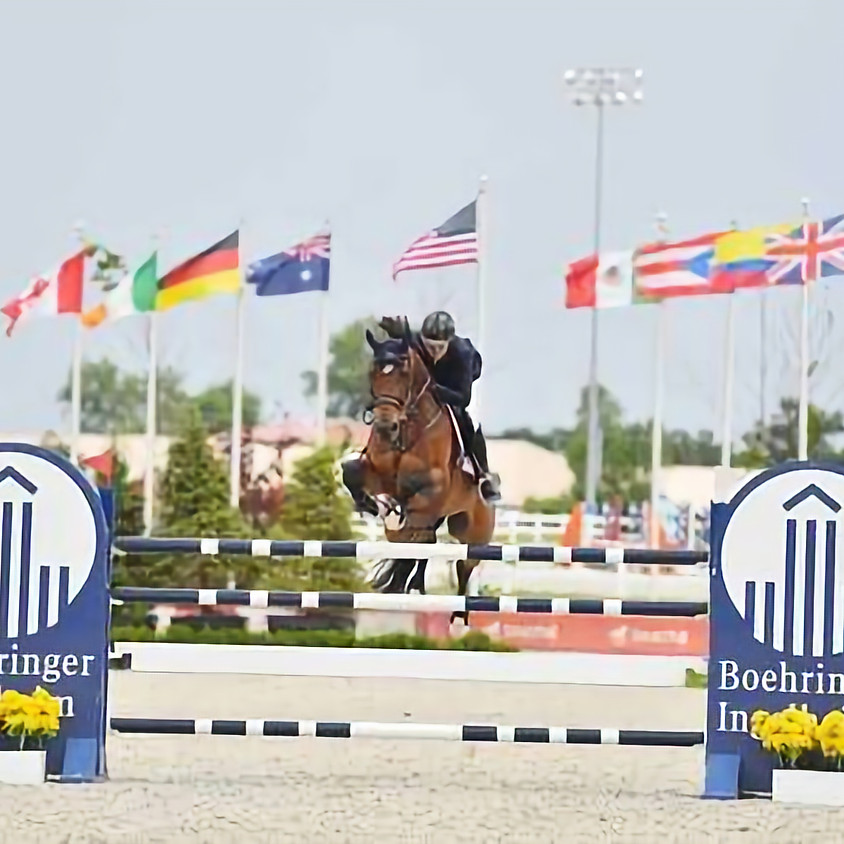 Chicago HITS Fall Classic AA USEF Rated Show