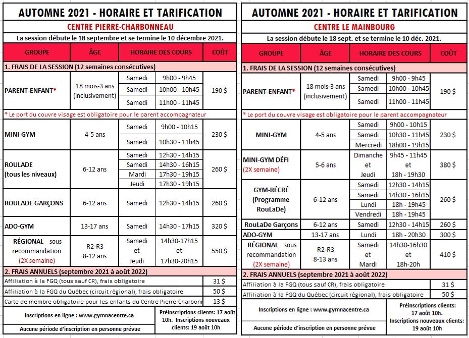 Tarif et horaire Automne 2021.PNG