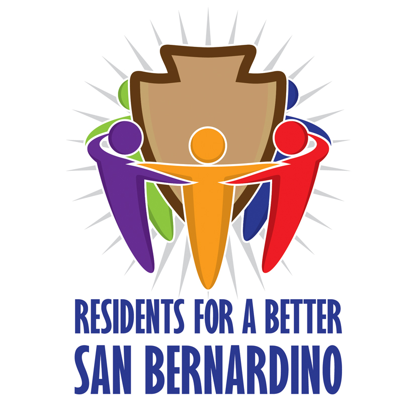Residents For A Better SB Logo Desig