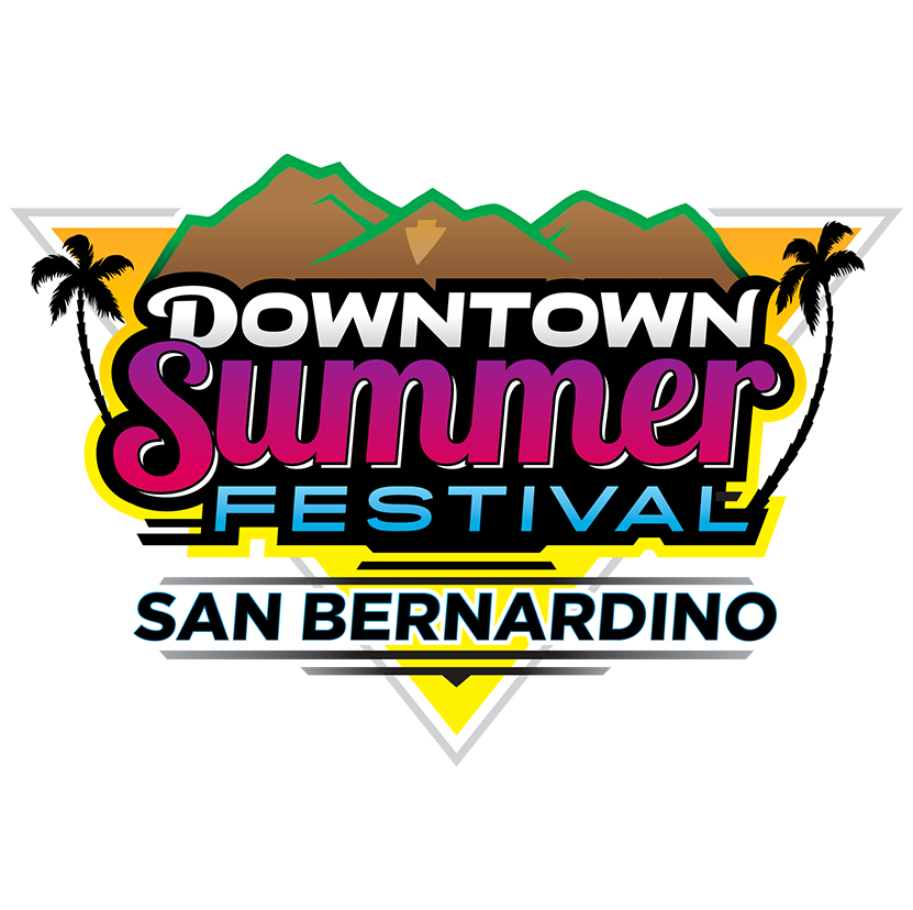 Downtown Summer Festival SB Logo