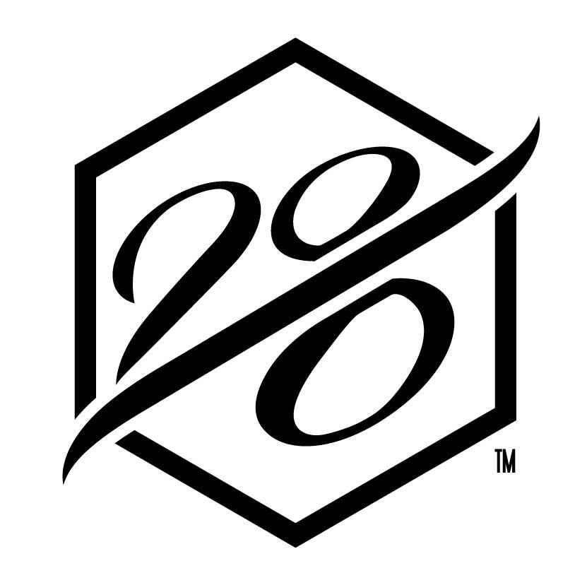28Prcnt Logo Design