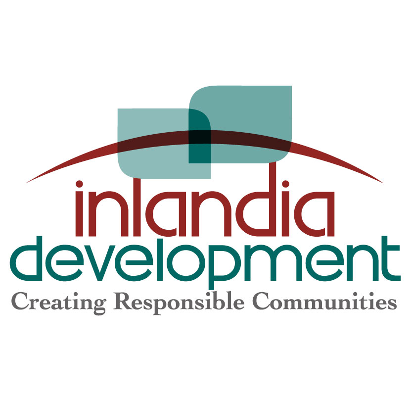 Inlandia Development Logo Design