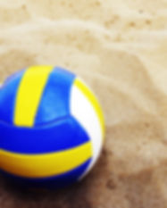 Volleyball on Sand