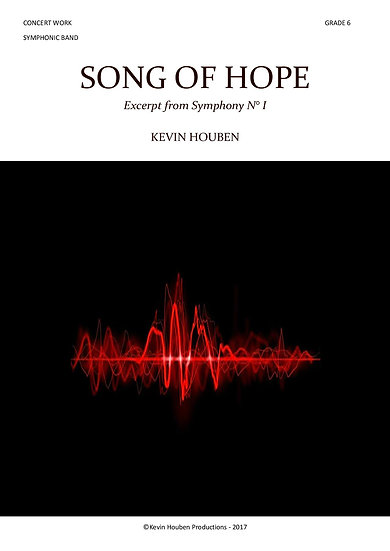 Song of Hope - symphonic band
