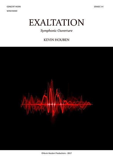 Exaltation - wind band