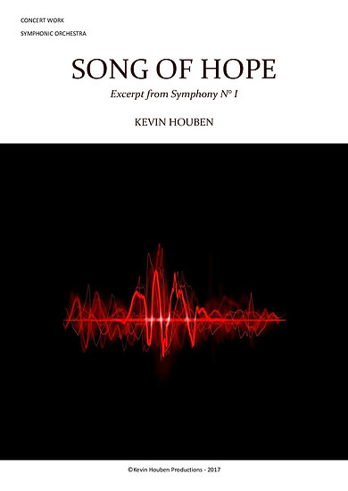 Song of Hope - symphonic orchestra