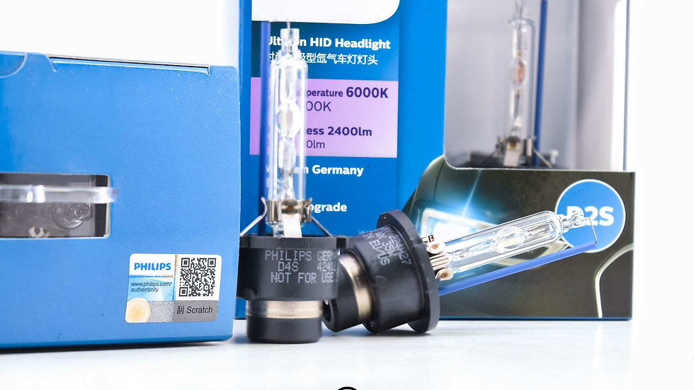 D2S: Philips 85122 WX Ultinon