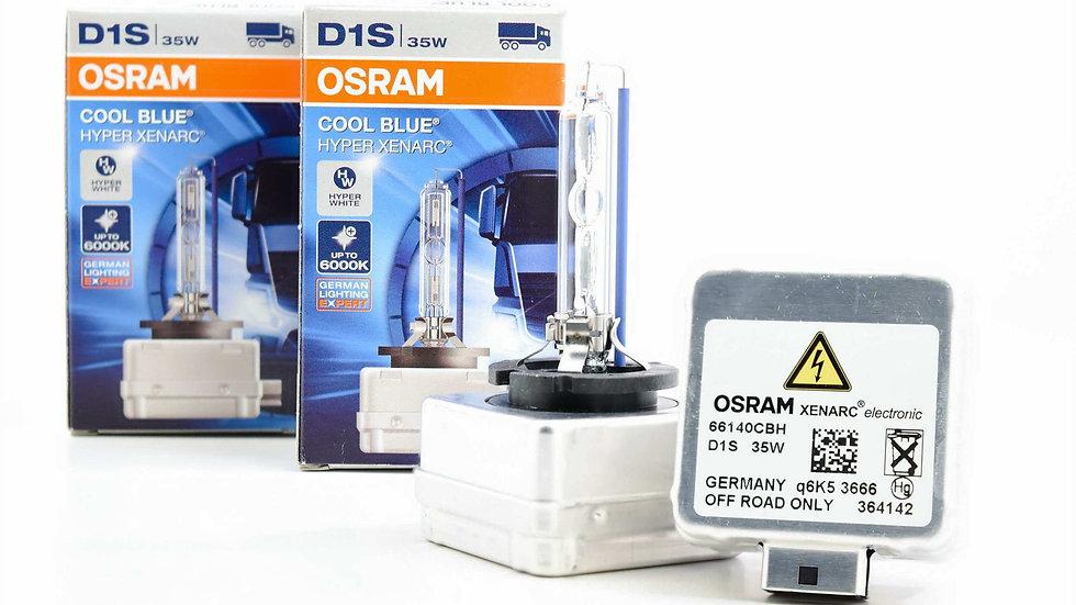 D1S: Osram Xenarc 66144 CBH
