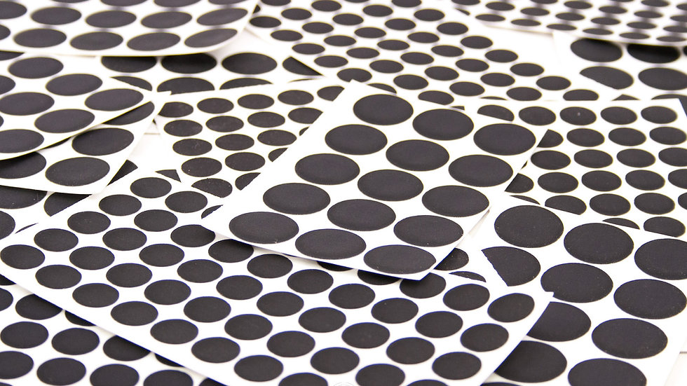 3M GoreTex Patches