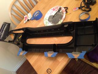 92-00 Lexus SC300/SC400 Door Panel Repair