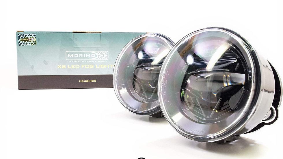 Infiniti/Nissan (Round): Morimoto XB LED (Type I)