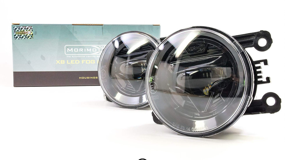 Subaru: Morimoto XB LED (Type S)