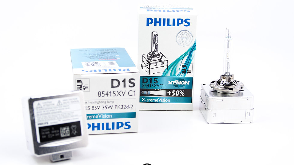 D1S: Philips 85415XV C1 Xtreme Vision