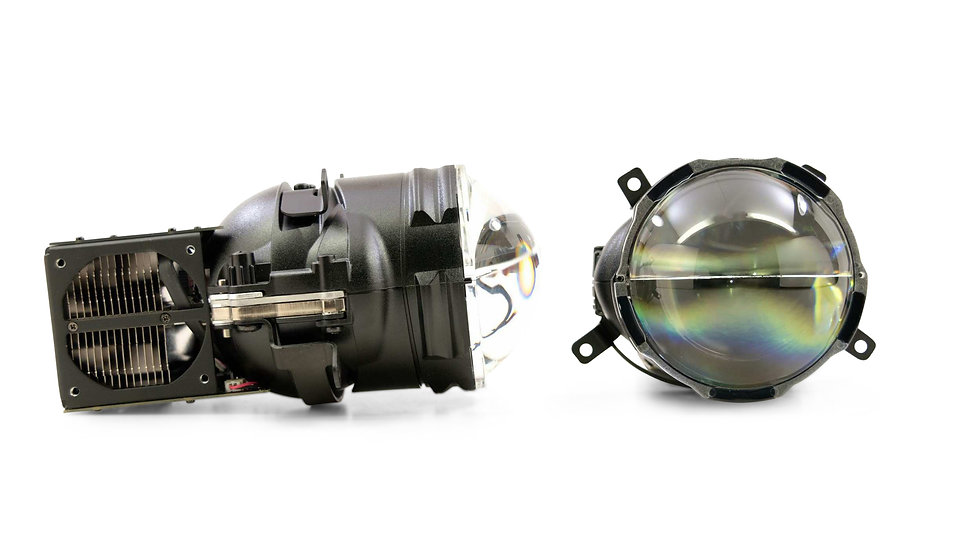 Bi-LED: Osram LEDriving Retrofit Kit