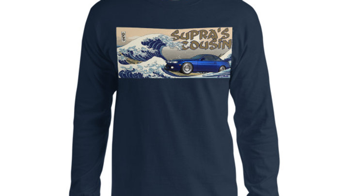 Supra's Cousin Long Sleeve Shirt
